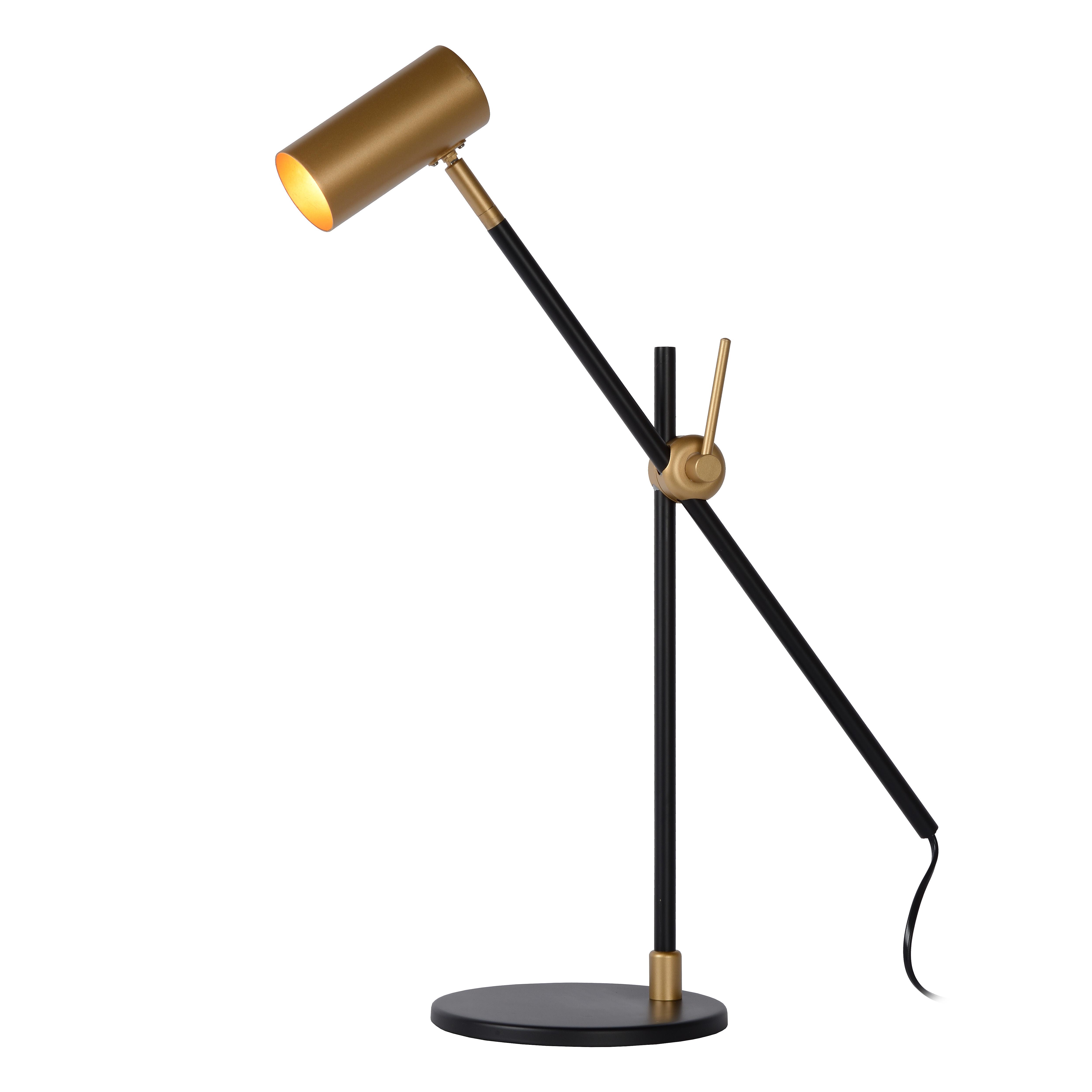 Philine Desk Lamp 1xgu10 Black
