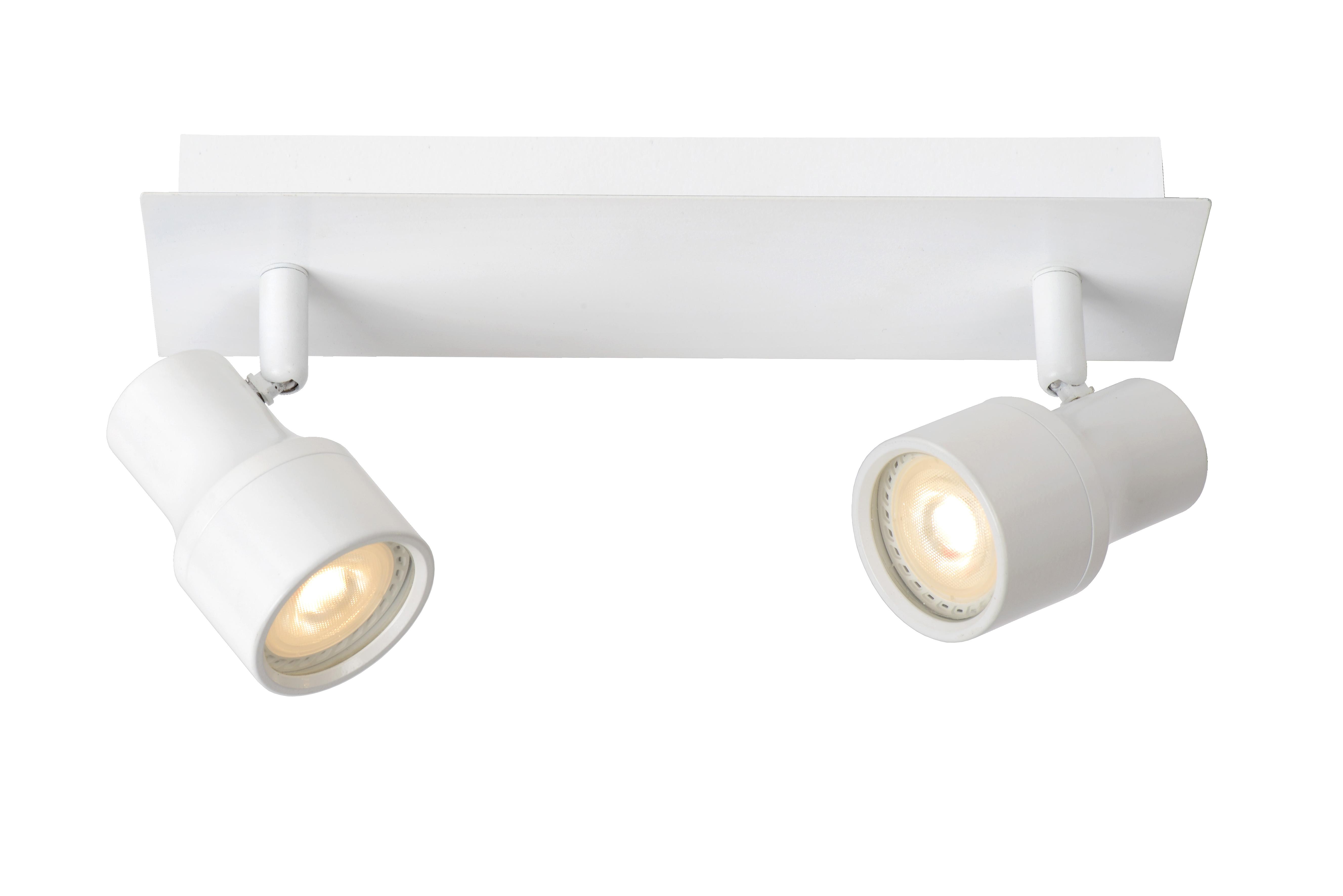 SIRENE-LED - Deckenstrahler Badezimmer - Ø 11 cm - LED Dim. - GU11
