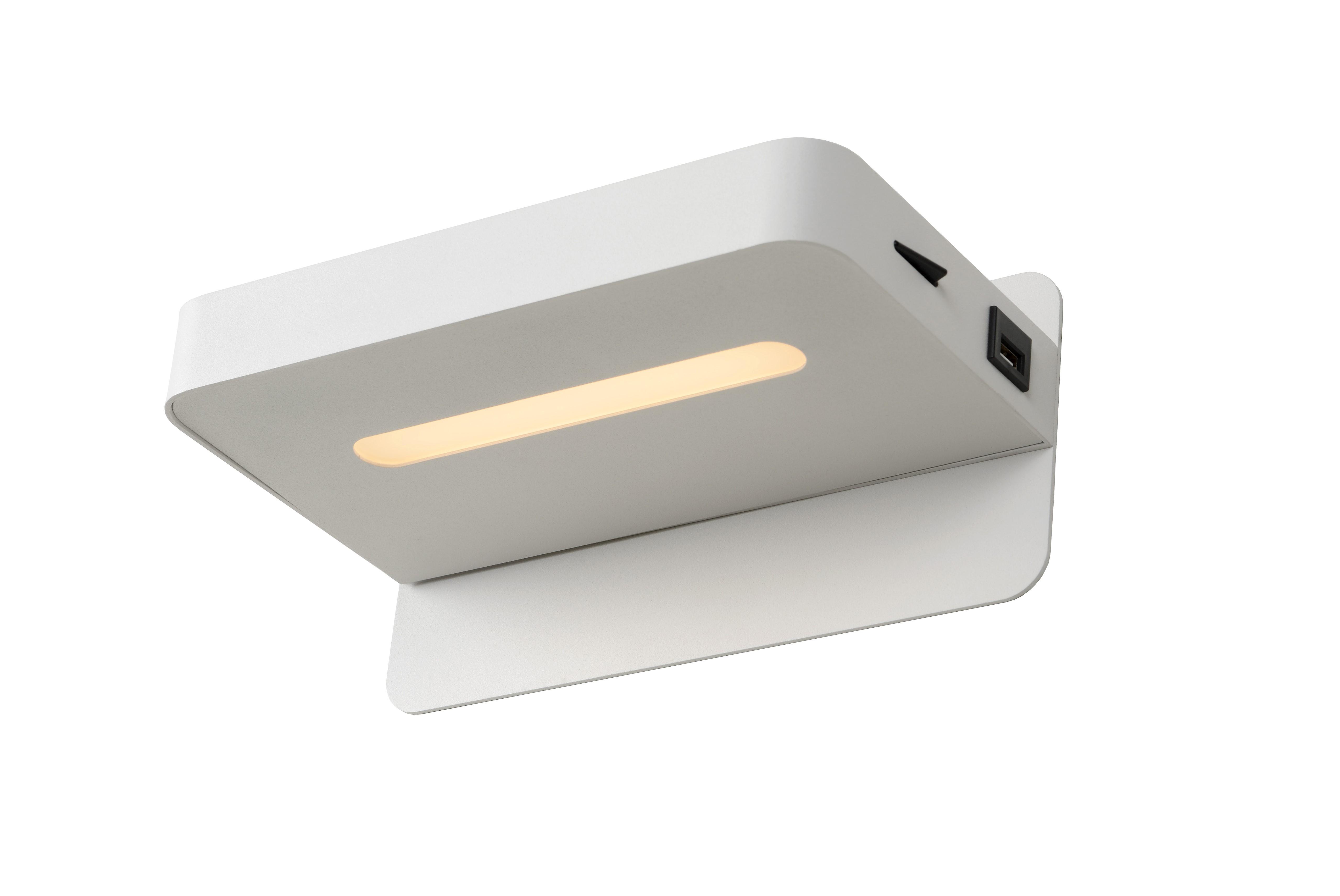 Atkin lampe de chevet led w k point rechargement
