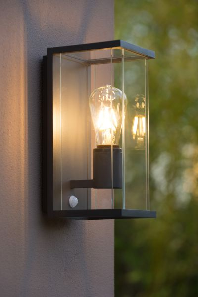Claire Wall Light Outdoor E27 Ip54 Anthracite